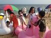 东莞市峰云塑胶制品有限公司热销PVC充气玩具充气火烈鸟
