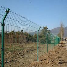 巨人供应双边丝护栏网围墙护栏网小区隔离栅道路护栏网价低质优欢迎选购