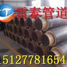 小区供暖用聚氨酯保温钢管--生产厂家