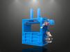 加厚钢材打包机哪里买废品回收打包机价格质量保障