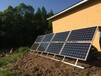 長春太陽能發電光伏發電太陽能監控太陽能路燈