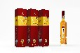 西藏青稞酒定制设计高档酒盒酒瓶酒包装定制设计