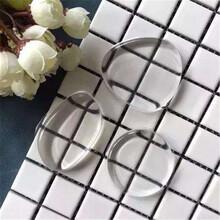 深圳珍月化妆新款硅胶气垫粉扑美白化妆气垫BB霜透明水晶气垫