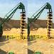 四川拖拉机带挖坑机大功率挖坑机厂家直销