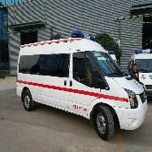 运输型救护车厂家报价图片