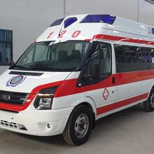 监护型救护车一辆多少钱?图片