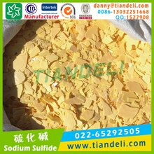 染料皮革选矿造纸水处理用工业硫化碱天得利化工图片