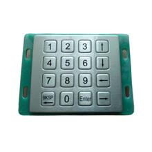 防水不锈钢键盘LOD-8088A按钮密码键盘图片