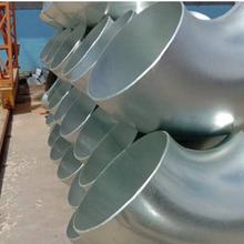 厂家现货镀锌管件镀锌弯头镀锌大小头镀锌碳钢管件图片