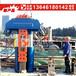 工字钢大型拔桩机拔桩机械厂家新型拔桩机双伸缩油缸液压拔桩机