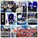 广州卓远音乐达人9d电影车虚拟现实体验馆
