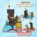 卓遠機械憤怒的蜜蜂虛擬現實體驗館vr游戲體驗館加盟