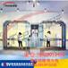 廣州卓遠振動VR9dvr虛擬現實體驗館加盟9d虛擬現實設備