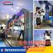 广州卓远虚拟现实9DVR六人座9d虚拟现实体验馆价格vr体验馆设备