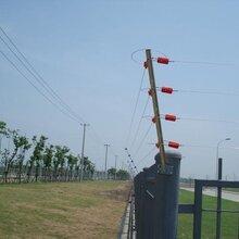 胶州防盗报警系统学校电子围栏安装施工图片