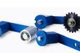 ROSTA橡膠彈性振動支撐張緊輪導向輪導向塊鏈輪