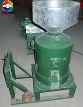 谷子高粱脱皮碾米机小型碾米机砂轮水稻谷子碾米机