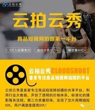 南昌短视频拍摄团队都在云拍云秀