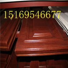 櫥柜門板廠家供應質優價廉PVC吸塑櫥柜門板圖片