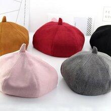 帽子我還是喜歡貝雷帽啊圖片
