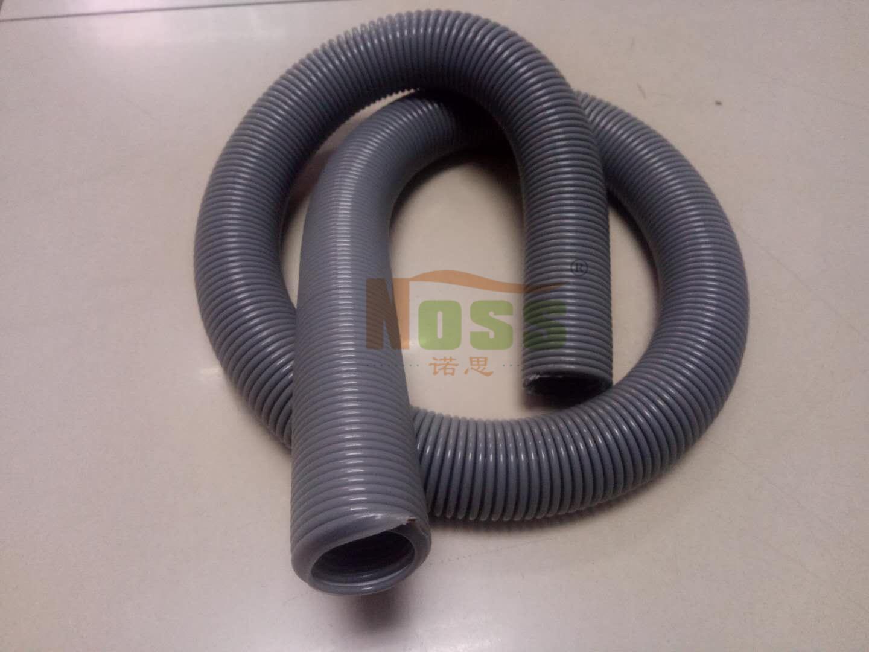 供应吸尘器软管pu伸缩吸尘管吸尘器软管工业真空吸尘管