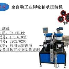 立晟現貨供應腳輪軸承組裝機,全自動腳輪軸承壓裝機圖片
