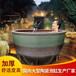 景德鎮陶瓷家用沐缸成人泡澡浴缸新中式酒店洗浴缸超大豪華1.2米