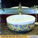 陶瓷臺上盆方形歐式藝術盆洗手盆面盆衛生間洗臉盆洗手臺簡約家用