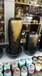 景德鎮陶瓷落地大花瓶歐式景觀流水擺件酒店庭院餐廳客廳流水陶罐
