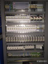 汽车配件制造设备电气配套(非标设备控制柜)图片