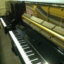 滨州鲁韵琴行只售进口纯实木二手钢琴图片
