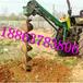 海南三亚锰钢挖坑机2米挖坑机报价