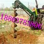 山东聊城新款挖坑机大型挖坑机厂家直销图片