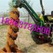 海南三亚硬土质挖坑机1米挖坑机厂家直销