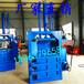 福建三明礦泉水瓶打包機廢鐵銷液壓打包機