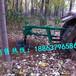福建大拖拉机配置的挖坑机硬土质植树挖坑机