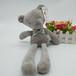 厂家专业定制生产毛绒玩具可爱婴儿陪伴熊公仔来图打样定制