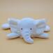 厂家专业定制生产毛绒玩具公仔抱枕吊饰可爱小象公仔婴儿安抚巾来图打样定制