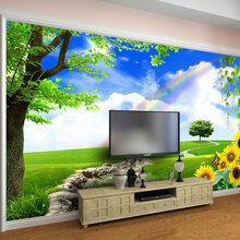 潍坊简约风客厅电视背景墙电视背景墙装修效果