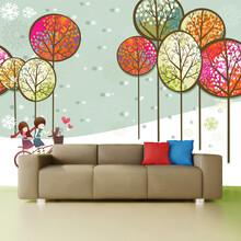 优惠促销高密方兴装饰环保3D背景墙集成板背景墙
