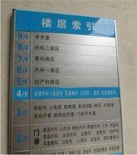 济宁写字楼导视系统办公楼导视系统