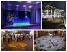 郑州创意广告logo灯户外防水室内单图多图图案可定制LED光源