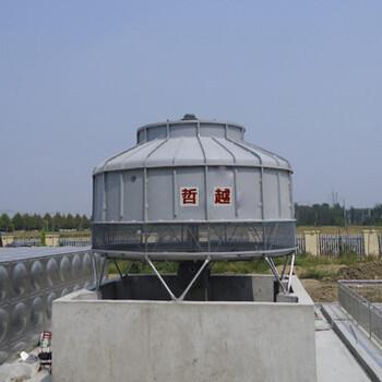 工业冷却塔维修施工方案