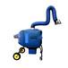 青岛路博环保LB-NX移动式焊接烟尘净化器防止焊接烟尘对操作人员的危害