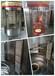 西安烤啤酒鸭烤禽炉圆形玻璃烤鸭炉厂家保证质量