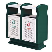 户外垃圾桶不锈钢垃圾桶钢木垃圾桶厂家