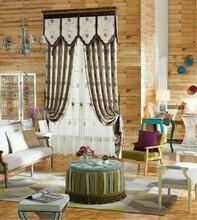 LINGLUOTEXLILE布藝ROMANTICTEXTILE窗簾家紡織生產加工廠家圖片