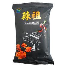 韩国进口膨化零食九日牌辣祖辣火鸡味卷休闲膨化零食80g图片