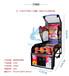 电玩城篮球机大型投篮娱乐机电玩动漫游戏机投币游艺机儿童篮球机