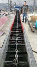 供应耐磨矿用刮板机石粉MS型埋刮板输送机图片